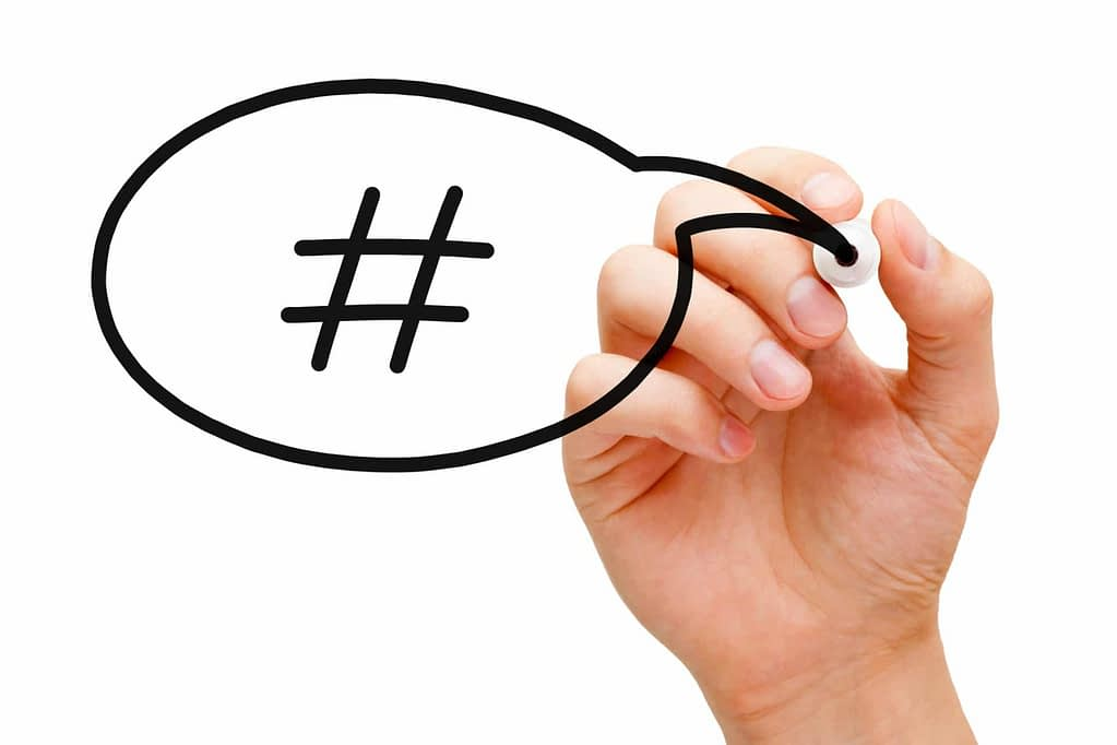 #Hashtags in Facebook